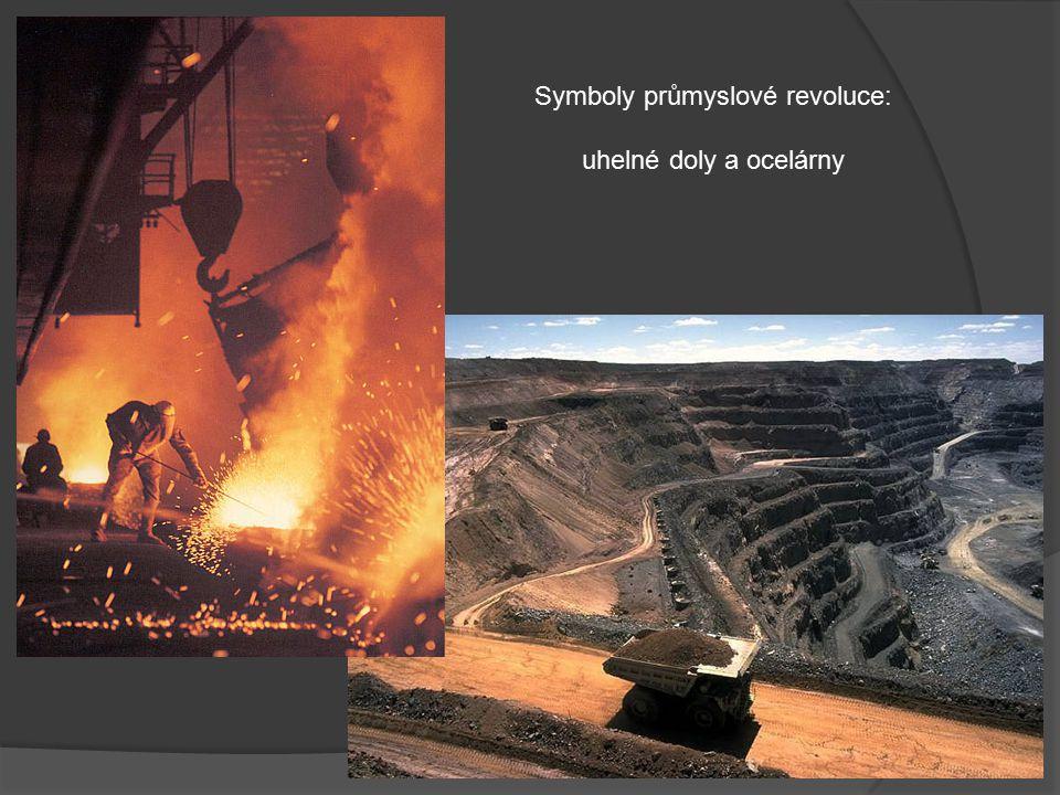 Symboly průmyslové revoluce: