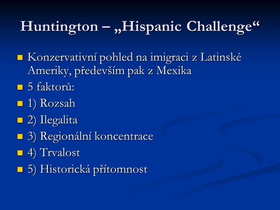 "Huntington – ""Hispanic Challenge"