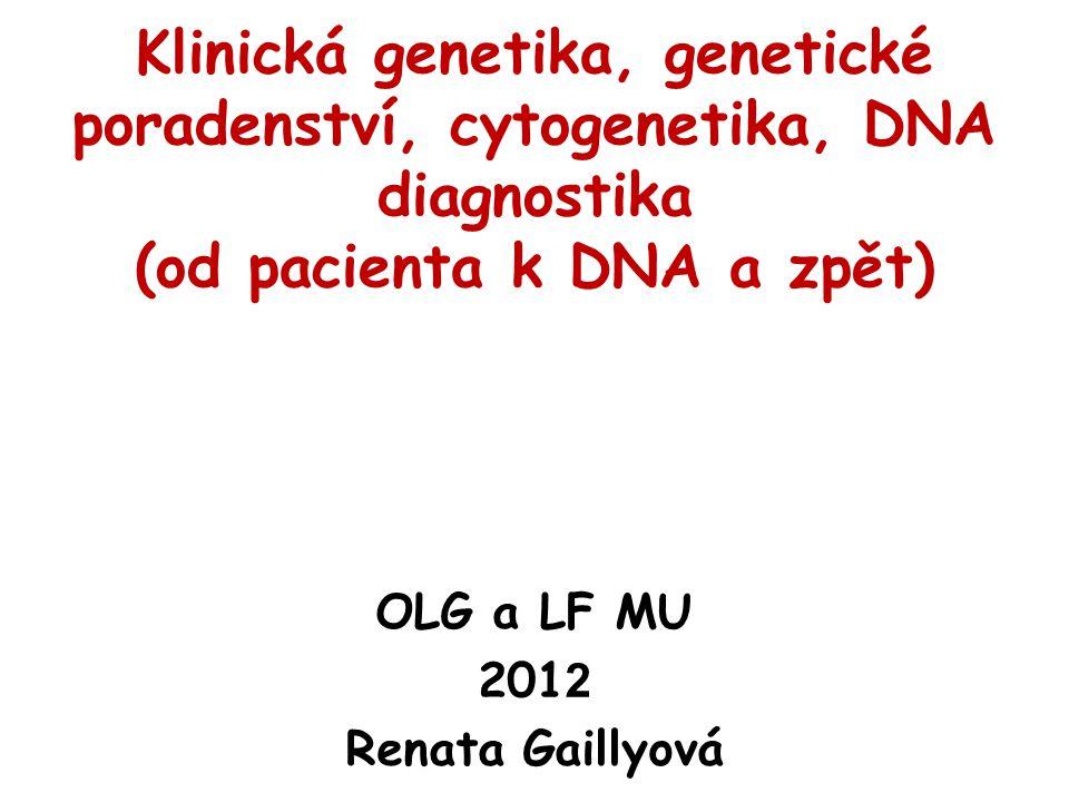OLG a LF MU 2012 Renata Gaillyová