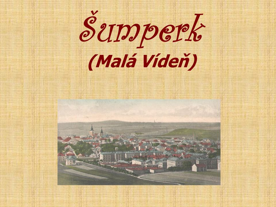 Šumperk (Malá Vídeň)