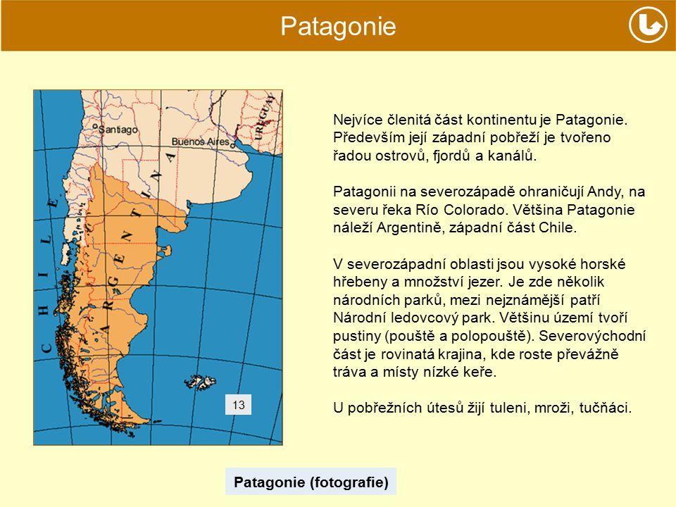 Patagonie (fotografie)