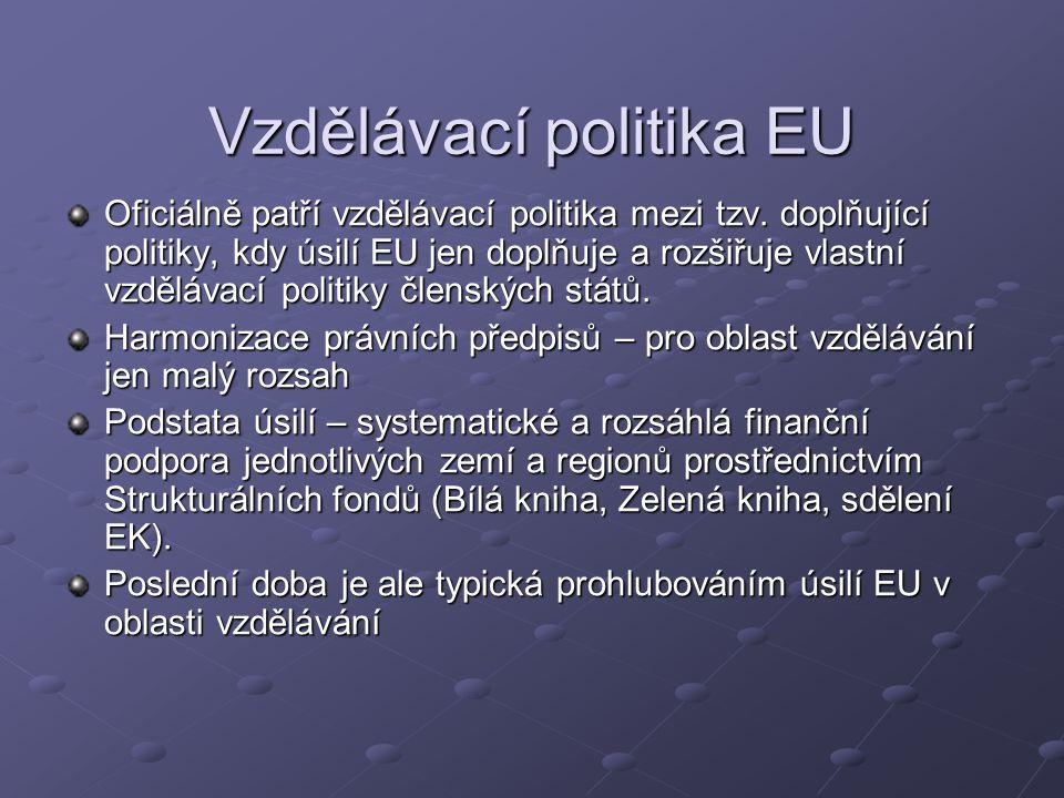 Vzdělávací politika EU