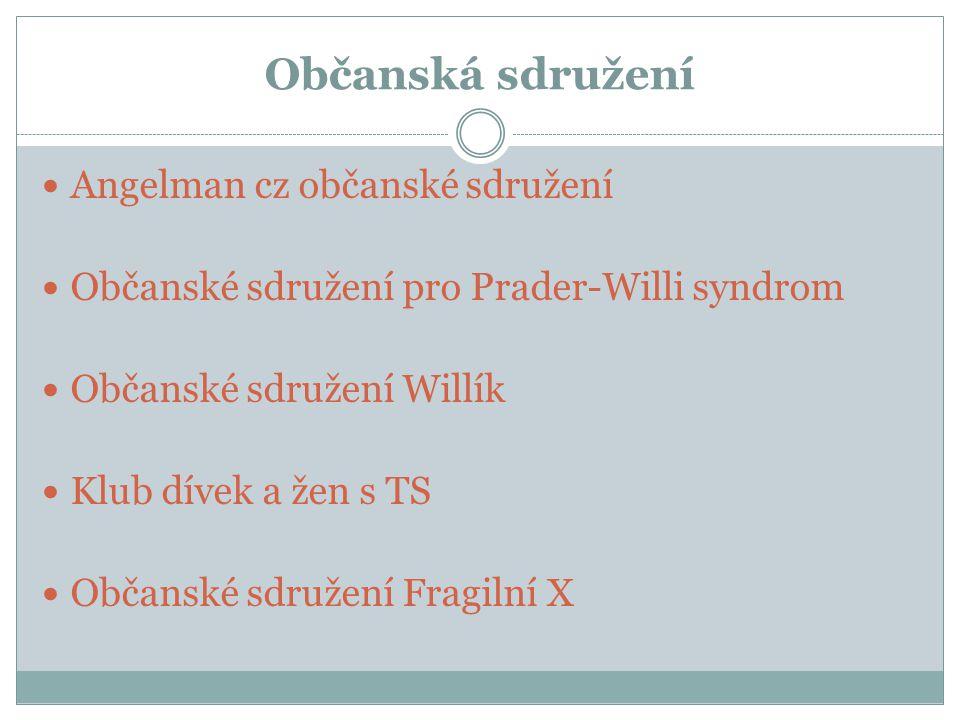 Občanská sdružení Angelman cz občanské sdružení