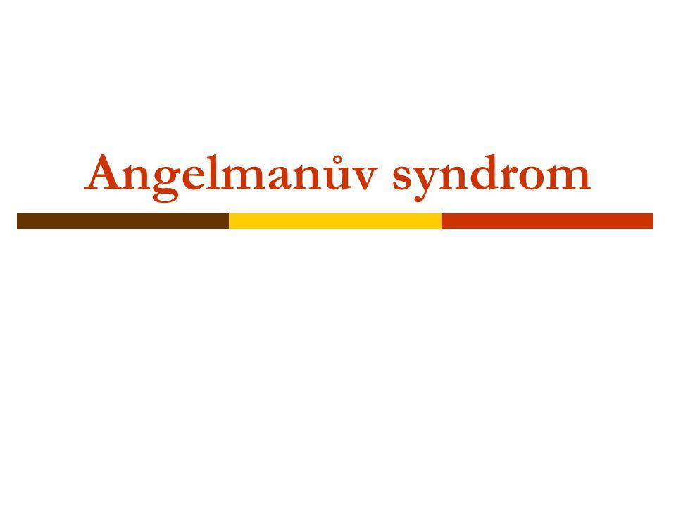 Angelmanův syndrom