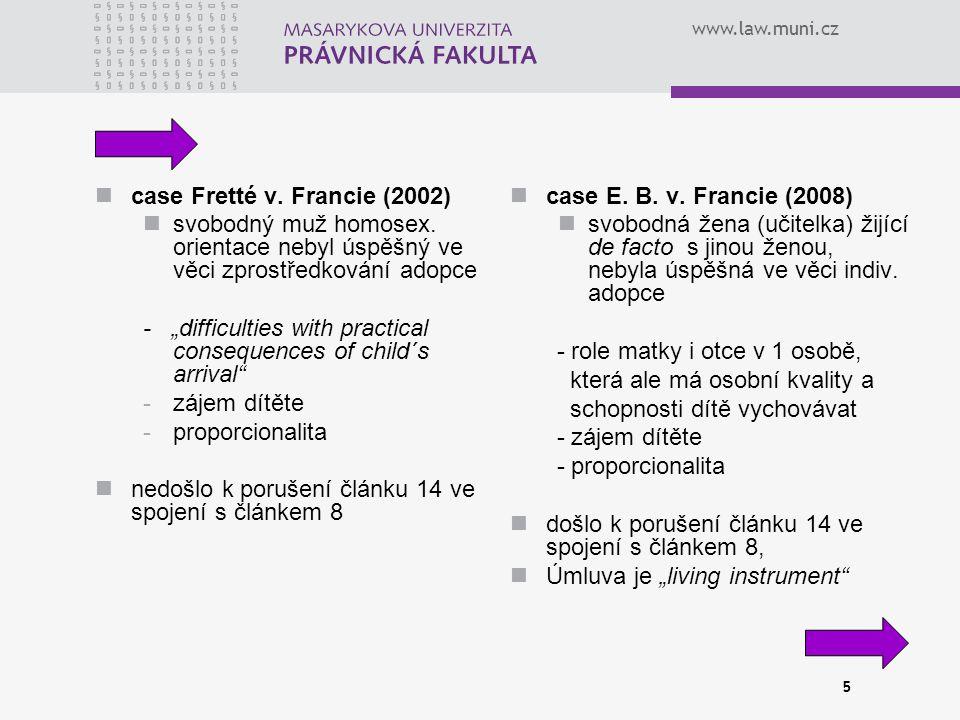 case Fretté v. Francie (2002)