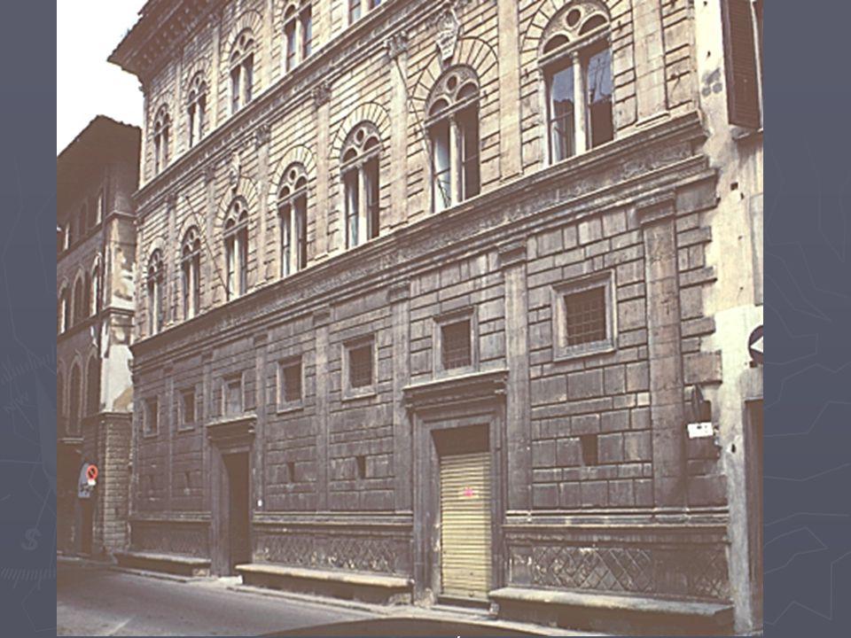 Palác Strozzi, Florencie