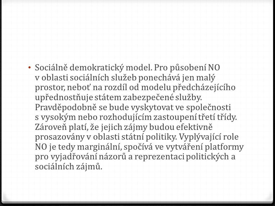 Sociálně demokratický model