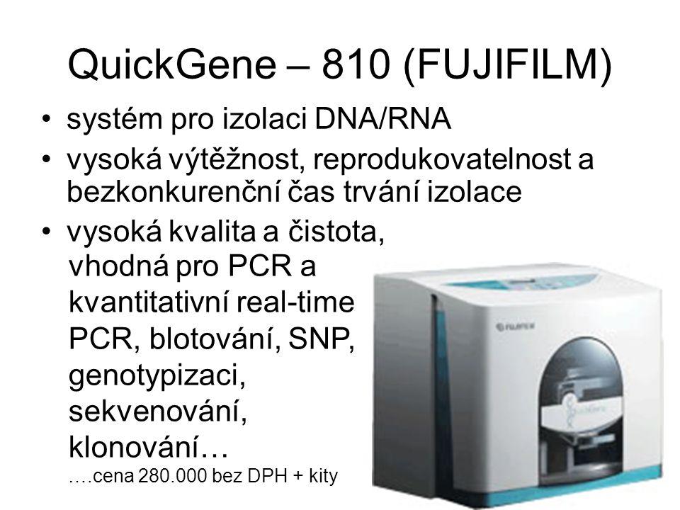 QuickGene – 810 (FUJIFILM)
