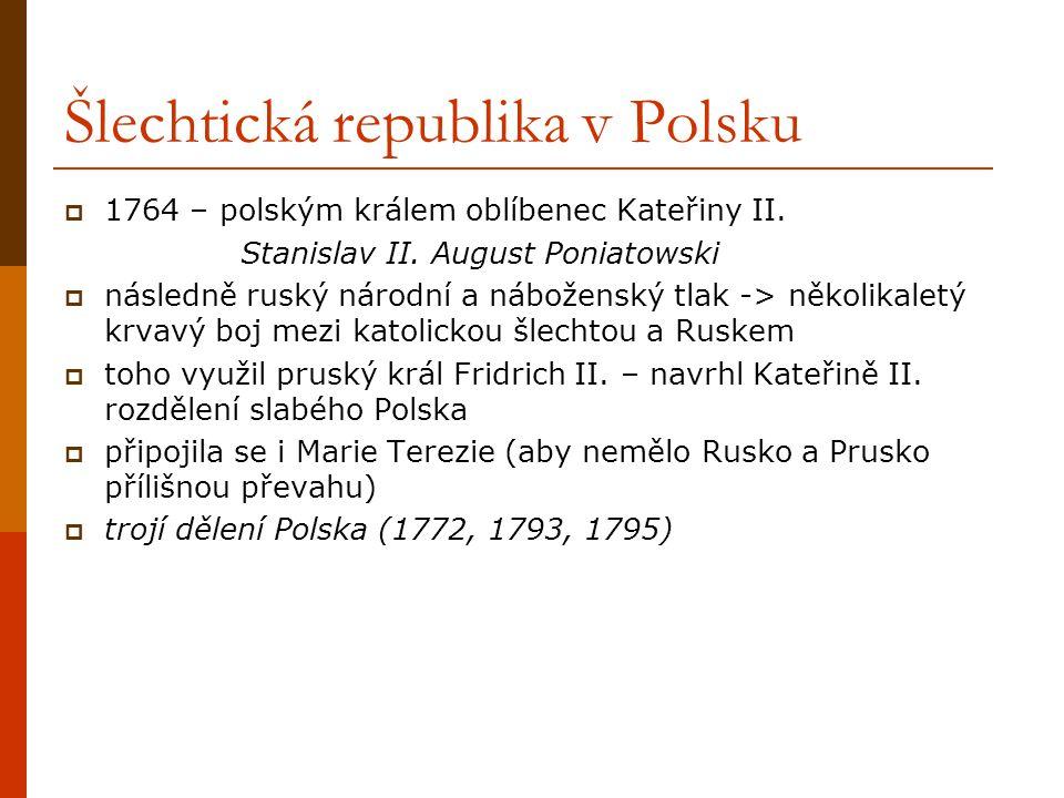 Šlechtická republika v Polsku