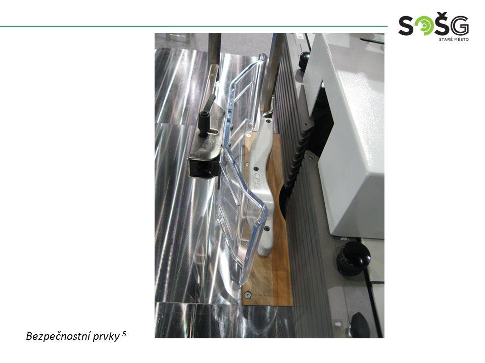 Bezpečnostní prvky 5