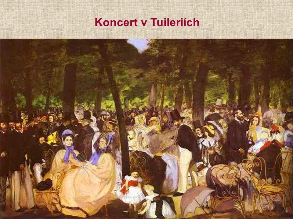 Koncert v Tuileriích