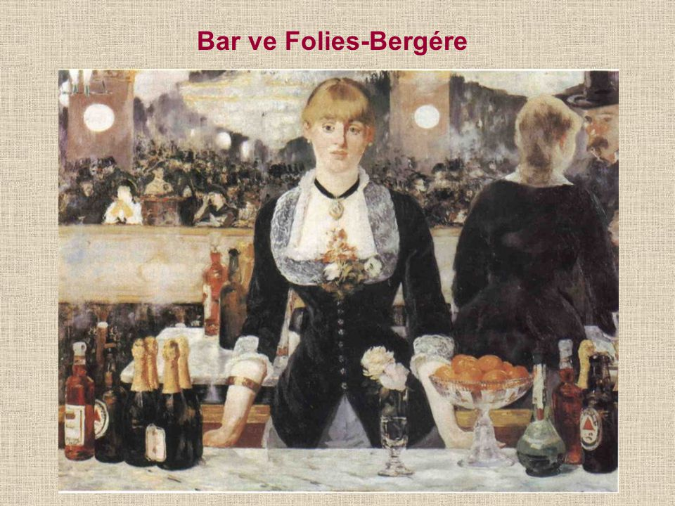 Bar ve Folies-Bergére