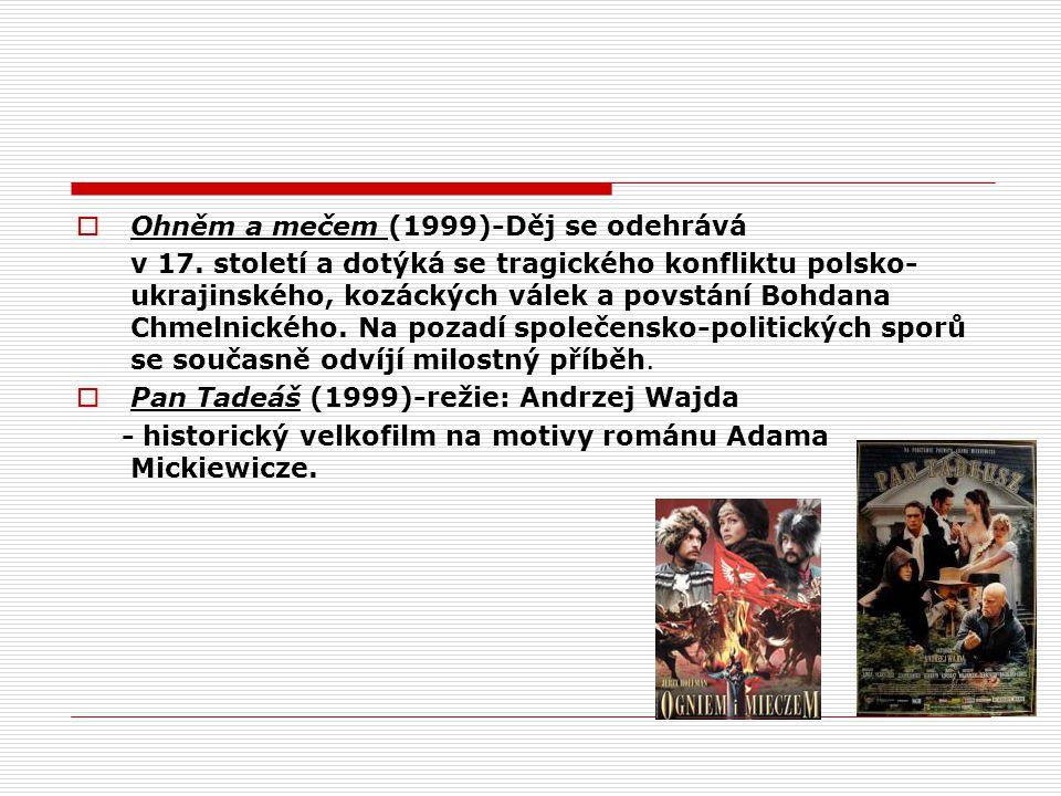 Ohněm a mečem (1999)-Děj se odehrává