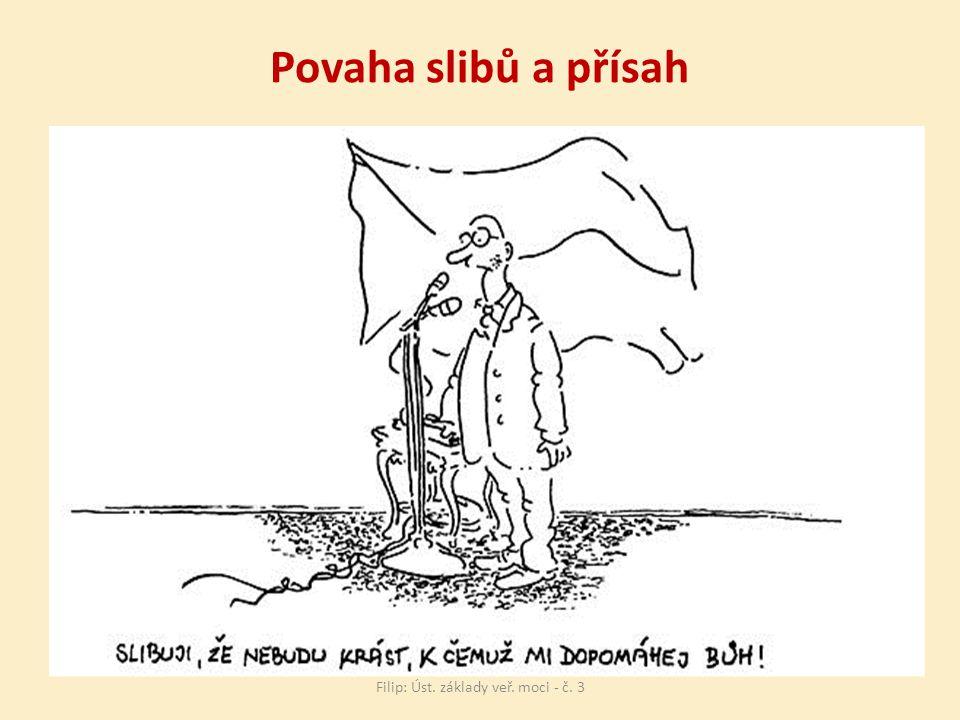 Filip: Úst. základy veř. moci - č. 3