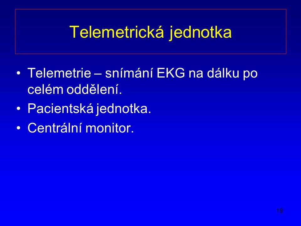 Telemetrická jednotka