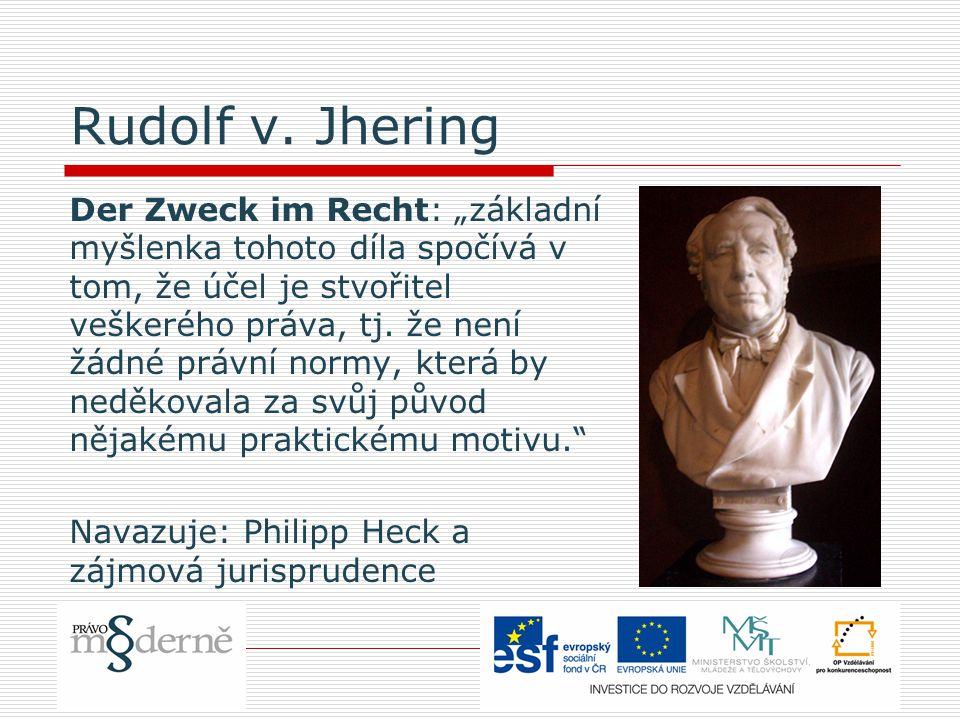 Rudolf v. Jhering