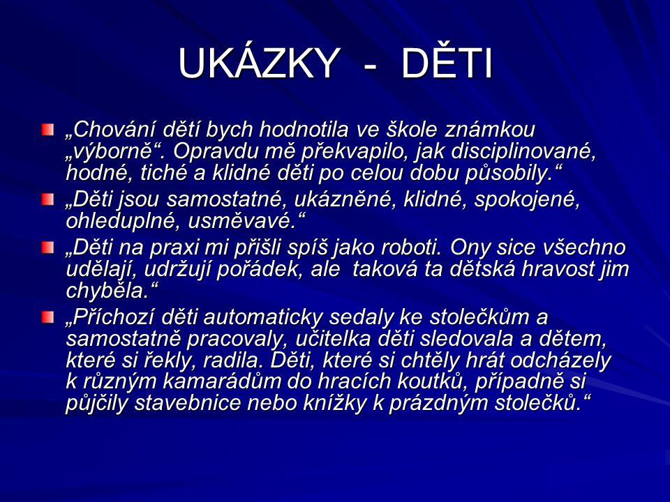 UKÁZKY - DĚTI