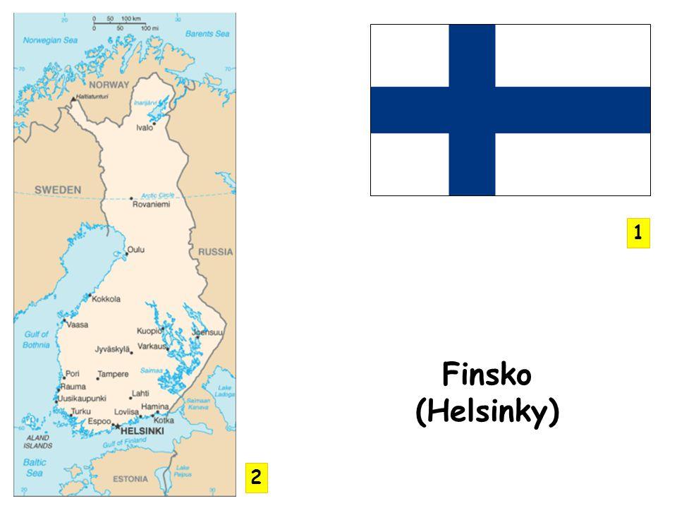 1 Finsko (Helsinky) 2