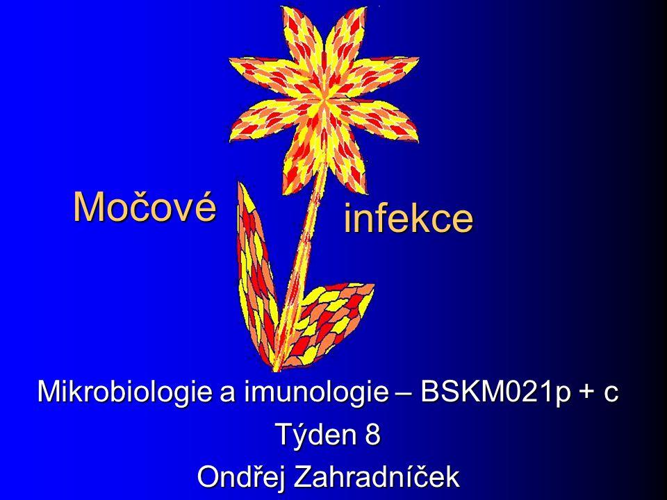 Mikrobiologie a imunologie – BSKM021p + c Týden 8 Ondřej Zahradníček