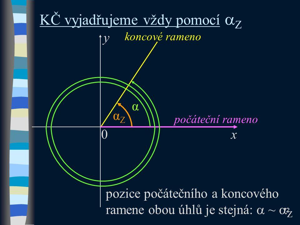  ~ Z k vyjádření KČ lze vždy použít základní argument