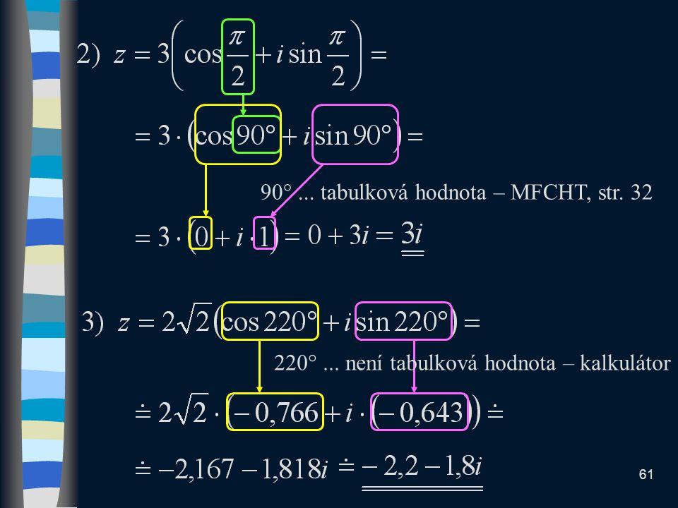 90 ... tabulková hodnota – MFCHT, str. 32