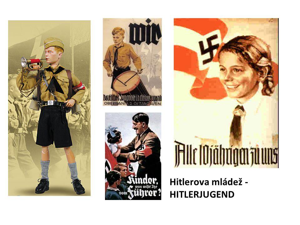 Hitlerova mládež - HITLERJUGEND