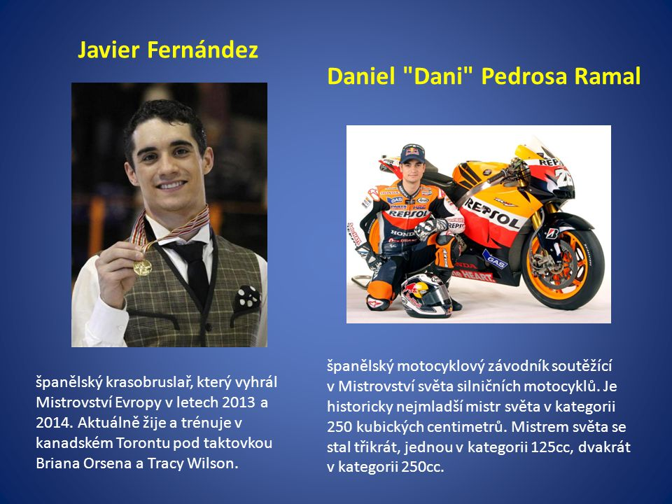 Daniel Dani Pedrosa Ramal