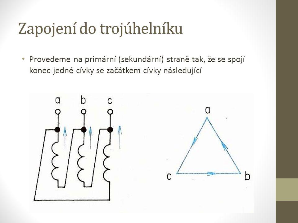 Zapojení do trojúhelníku