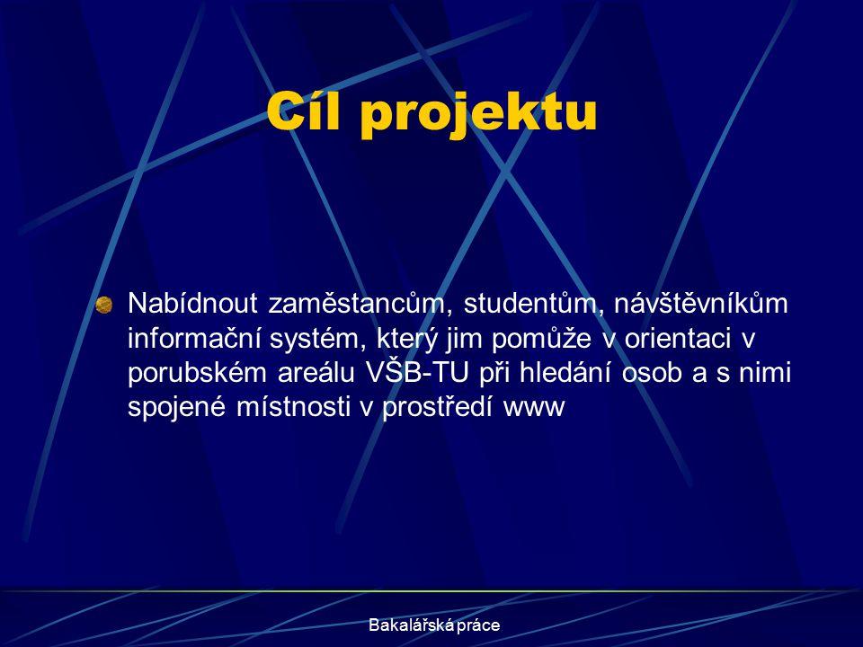 Cíl projektu