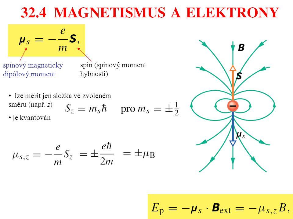 spinový magnetický dipólový moment