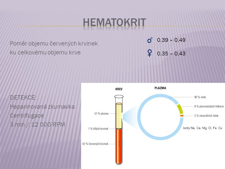 hematokrit 0,39 – 0,49. 0,35 – 0,43.