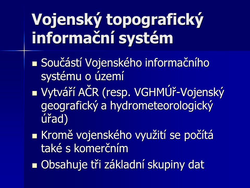 Vojenský topografický informační systém