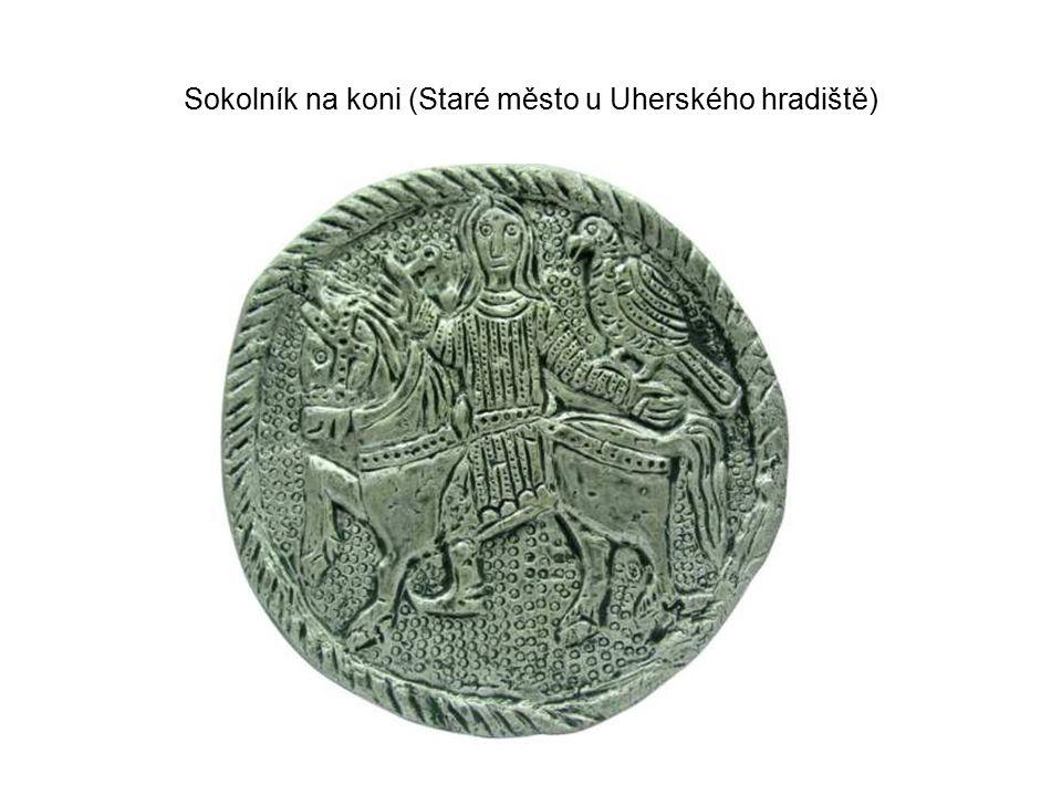 Sokolník na koni (Staré město u Uherského hradiště)