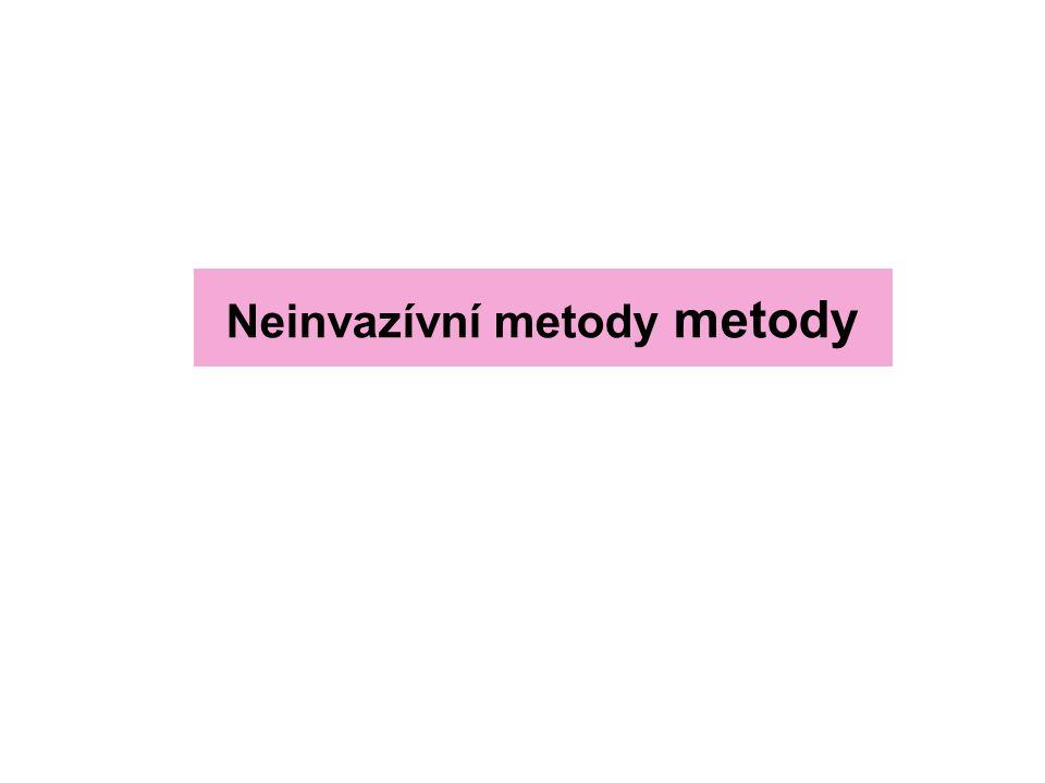 Neinvazívní metody metody