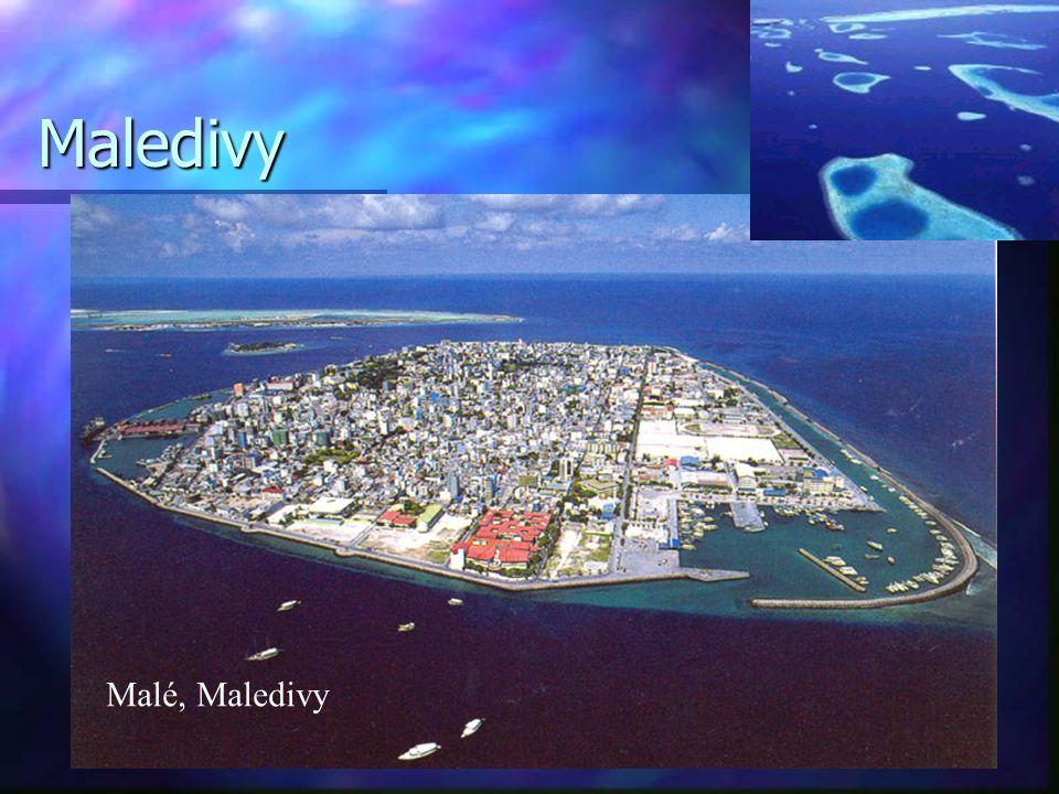 Maledivy Malé, Maledivy