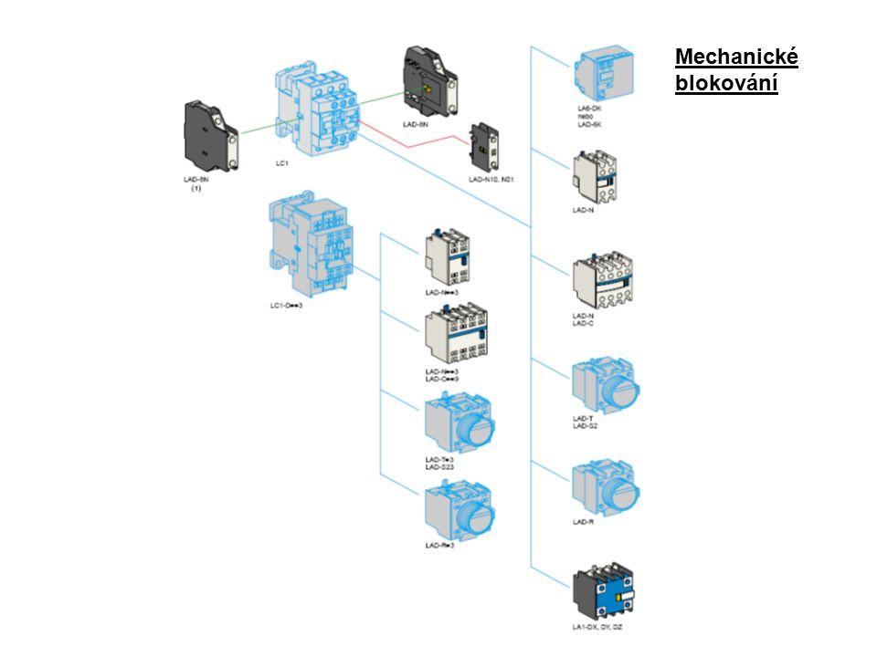 Mechanické blokování