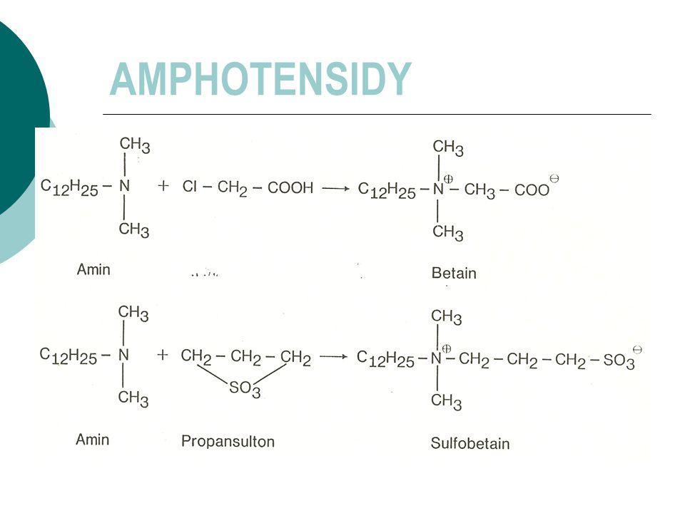 AMPHOTENSIDY