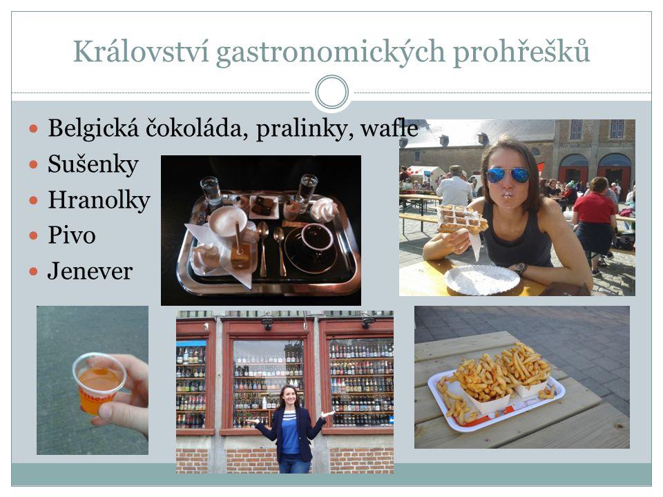 Království gastronomických prohřešků