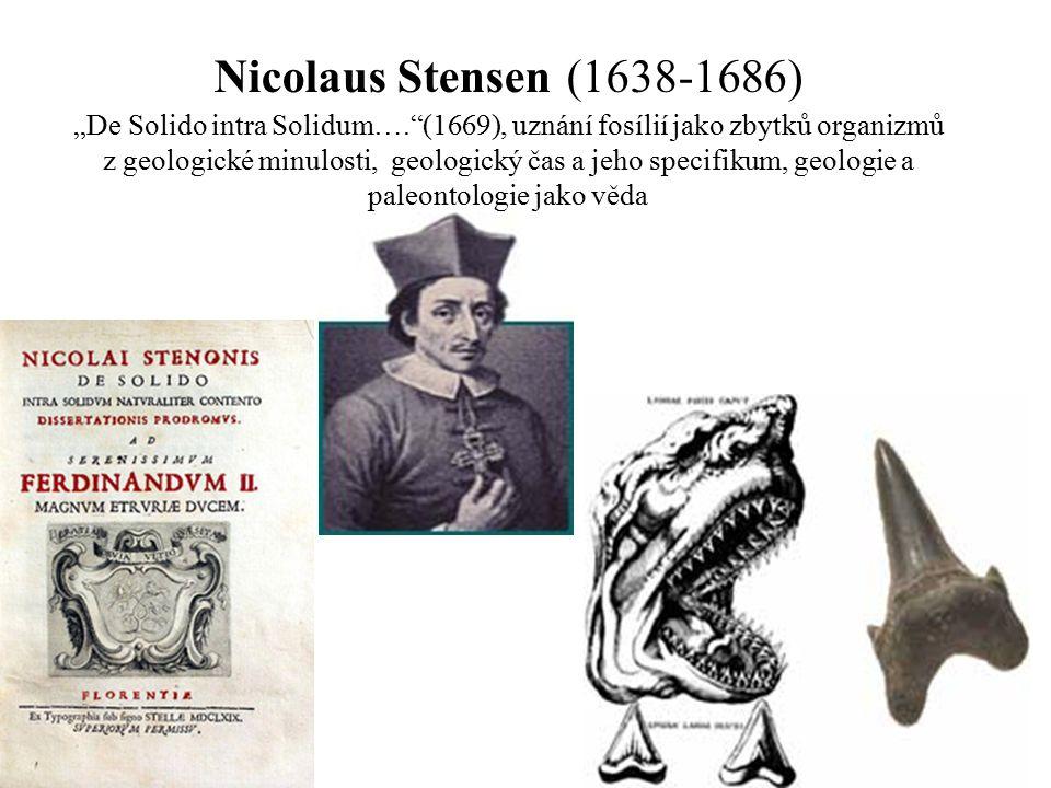 "Nicolaus Stensen (1638-1686) ""De Solido intra Solidum…"