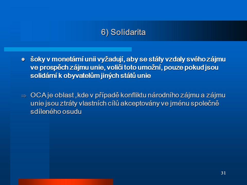 6) Solidarita