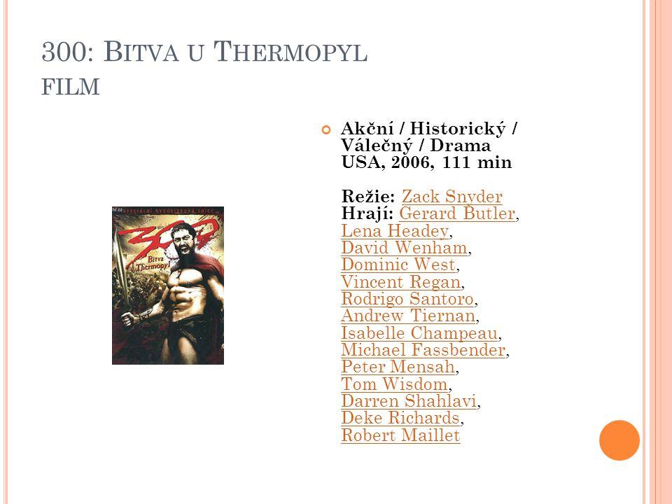 300: Bitva u Thermopyl film