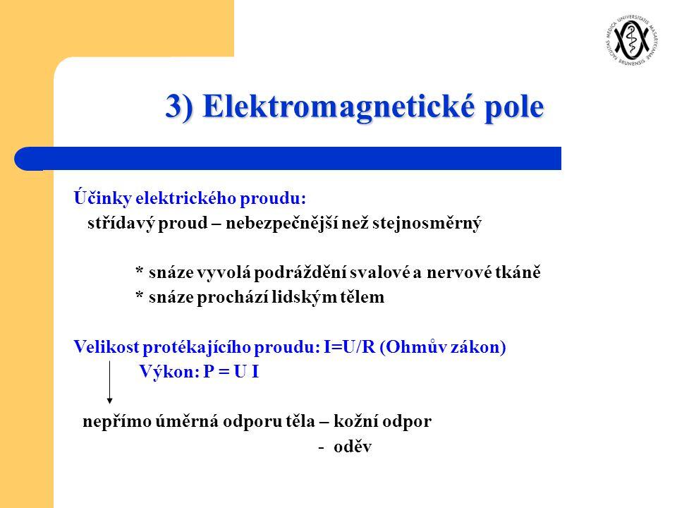 3) Elektromagnetické pole