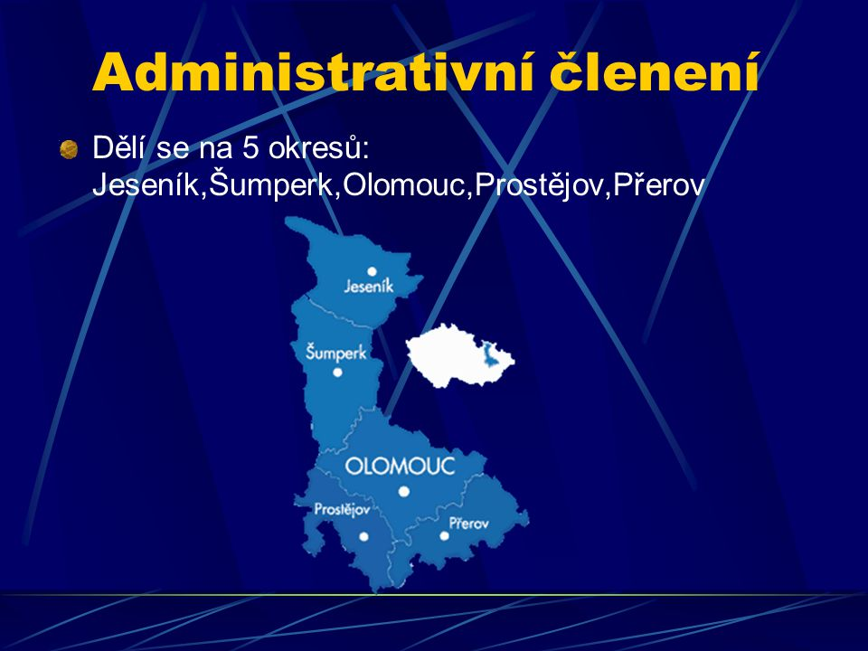 Administrativní členení