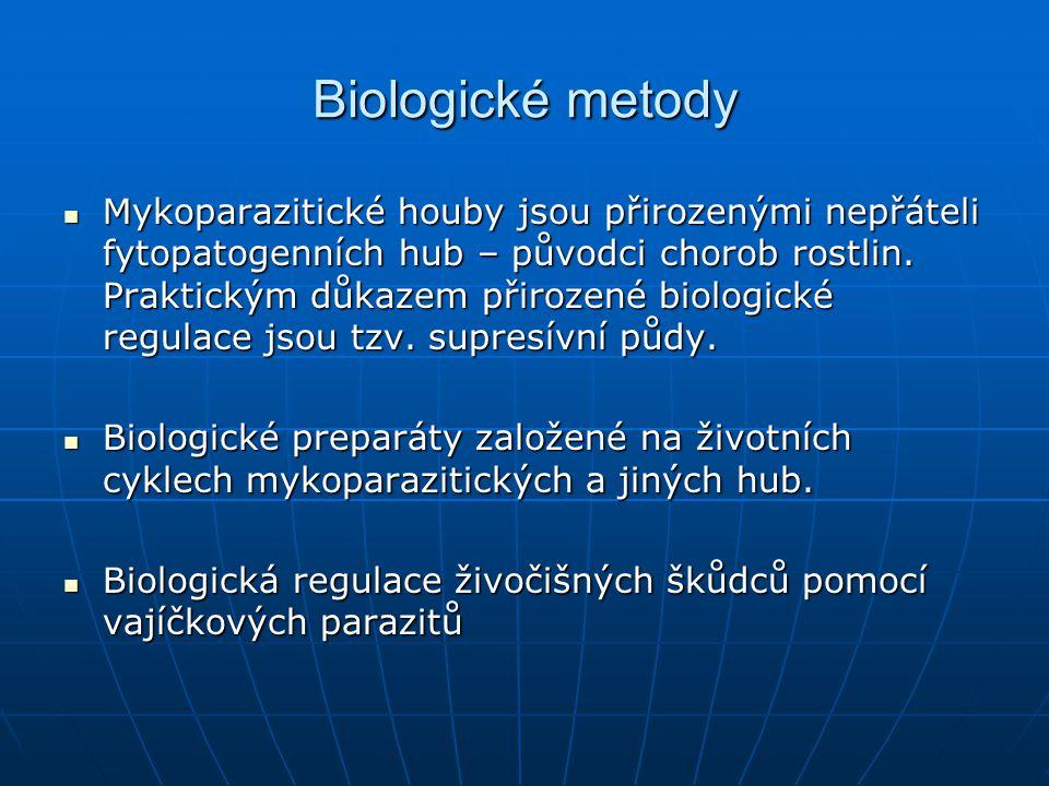 Biologické metody