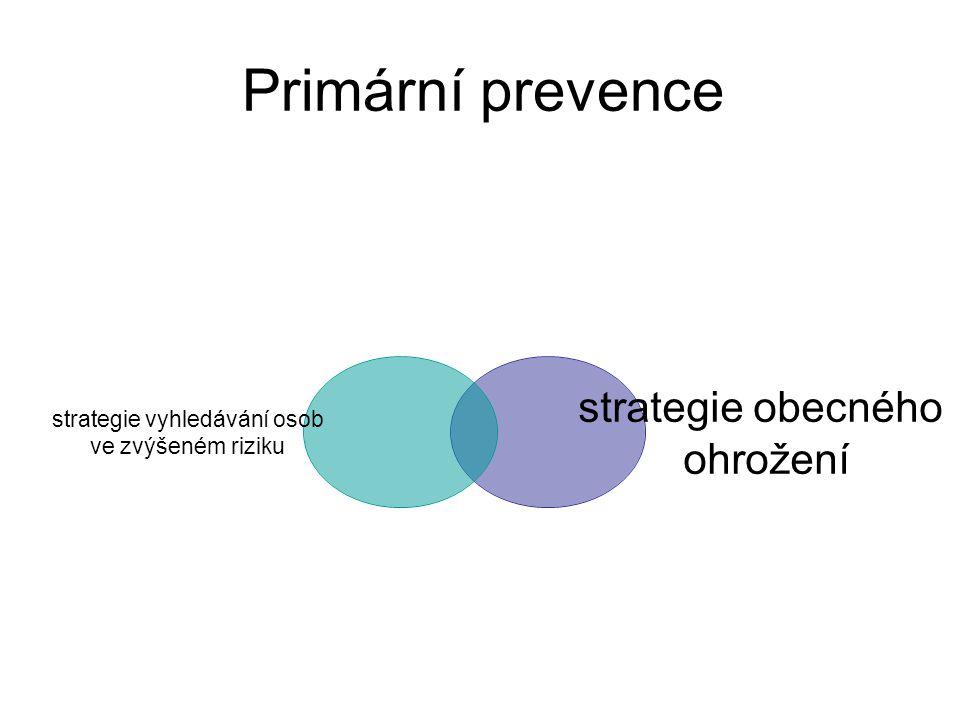 Primární prevence