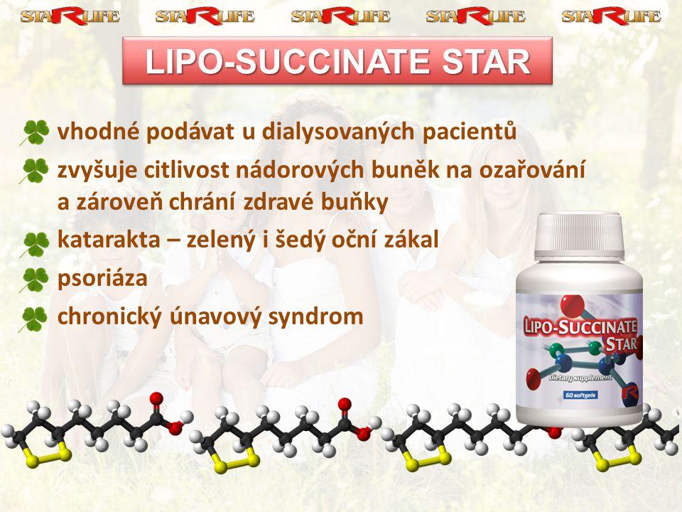 LIPO-SUCCINATE STAR