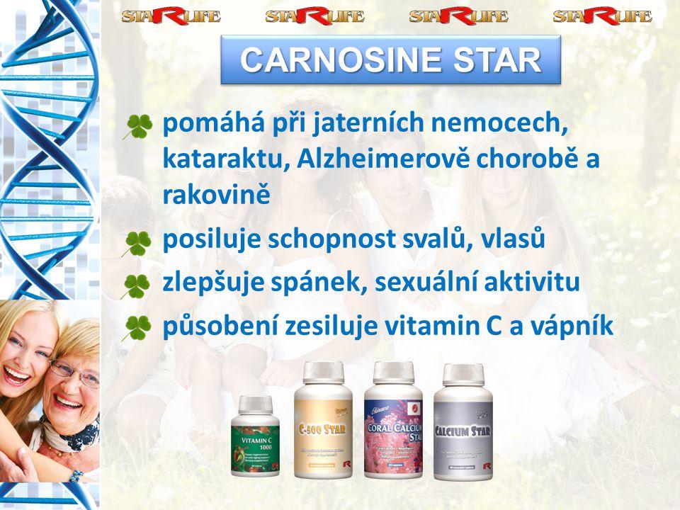 CARNOSINE STAR