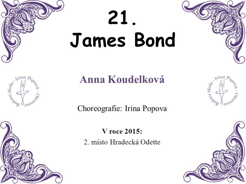 Choreografie: Irina Popova