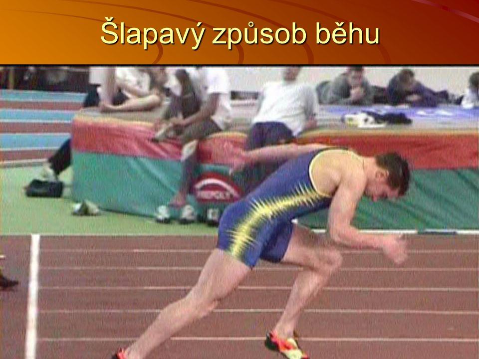 Šlapavý způsob běhu