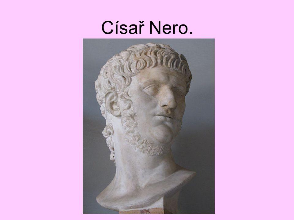 Císař Nero.